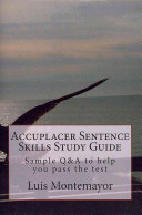 Accuplacer Sentence Skills Study Guide