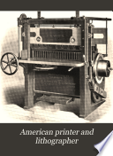 American Printer and Lithographer