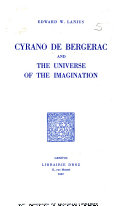 illustration du livre Cyrano de Bergerac and the Universe of the Imagination