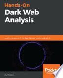 Hands On Dark Web Analysis Book PDF