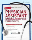 Master the Physician Assistant National Certifying Exam  PANCE