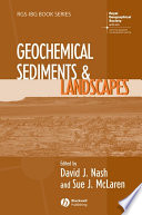 Geochemical Sediments And Landscapes book