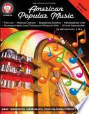American Popular Music  Grades 5   8