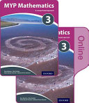 MYP Mathematics 3  Print and Online Course Book Pack