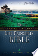 The Charles F Stanley Life Principles Bible