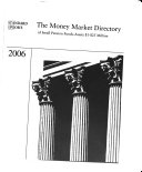 The Money Market Directory of Small Pension Funds