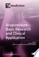 Acupuncture Basic Research And Clinical Application