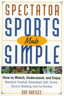 Spectator Sports Made Simple
