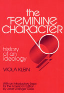 The Feminine Character