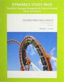Dynamics study pack free-body diagram workbook & chapter reviews : engineering mechanics, dynamics