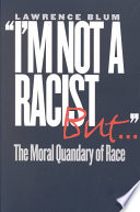 I m Not a Racist  But