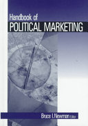Handbook of political marketing