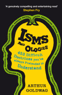 Isms and Ologies