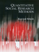 Quantitative Social Research Methods