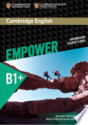 Cambridge English Empower Intermediate Student s Book