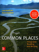 Common Places  Integrated Reading and Writing MLA 2016 Update