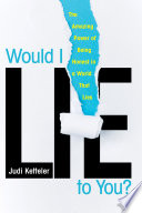 Would I Lie to You  Book PDF