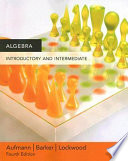 Algebra  Introductory and Intermediate