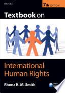 Textbook On International Human Rights