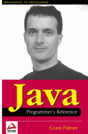 Java Programmer s Reference