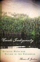 Creole Indigeneity