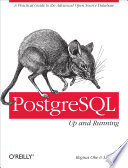PostgreSQL  Up and Running