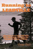 Running to Leadville