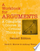 A Workbook for Arguments  Second Edition