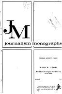Journalism Monographs