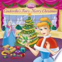 Disney Princess Cinderella S Fairy Merry Christmas