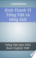 Kinh Thánh VI Tiếng Việt và tiếng Anh