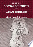 CONCEPTS OF SOCIAL SCIENTISTS AND GREAT THINKERS