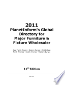 PlanetInform s GLOBAL Directory for Major Furniture   Fixture Wholesalers