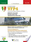 Concorso VFP4 - Volontari in ferma prefissata di 4 anni