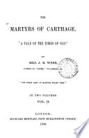The martyrs of Carthage