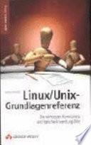 Linux   Unix Grundlagenreferenz