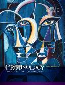 download ebook criminology: theories, patterns and typologies pdf epub