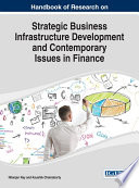 Handbook Of Research On Strategic Business Infrastructure Development And Contemporary Issues In Finance book