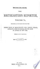 The Northeastern Reporter