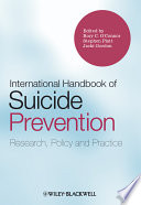 International Handbook of Suicide Prevention