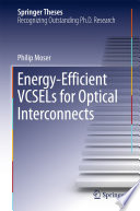 Energy Efficient Vcsels For Optical Interconnects
