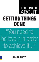download ebook the truth about getting things done pdf epub
