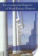 Environmental Impacts of Wind Energy Projects