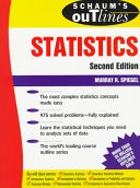 Schaum s Outline of Theory and Problems of Statistics