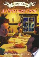 A Christmas Carol Book and Charm