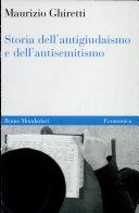 Storia dell'antigiudaismo e dell'antisemitismo Book Cover