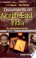 Documents on North East India  Sikkim