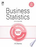 Business Statistics 5th Edition