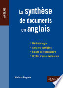 La synth  se de documents en anglais