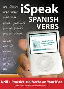 ISpeak Spanish Verbs  MP3 CD   Guide